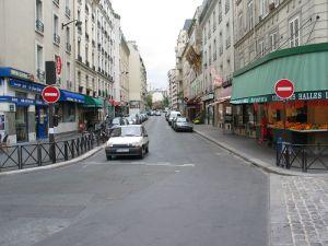 rue de la Tombe-issoire