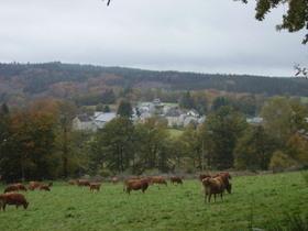 Gourdon (plateau de Millevaches)