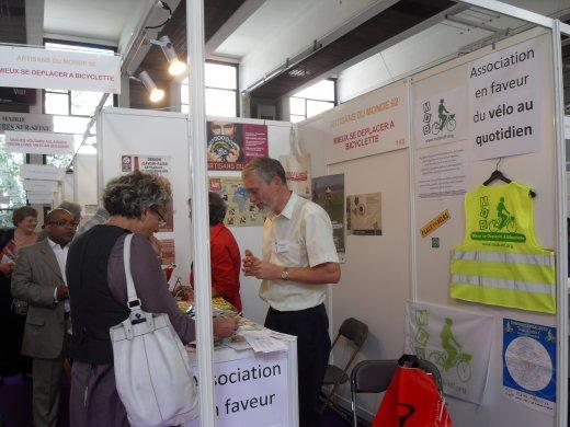 Stand MDB Asnières au forum des associations