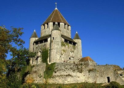 La tour de César à Provins