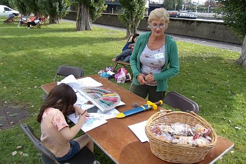 Atelier coloriage pour les petits