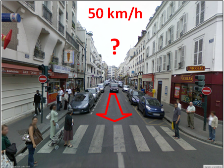 Est-il vraiment raisonnable de privilégier le transit dans cette rue très commerçante ?
